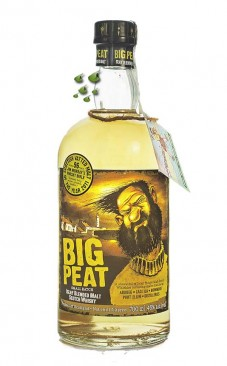 Big Peat Small Batch Blended Islay Malt Whisky