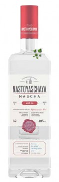 "Vodka ""Nastojastschaja"" - russischer Premium Vodka -"