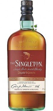 Singleton of Dufftown Master's Selection Single Malt Whisky