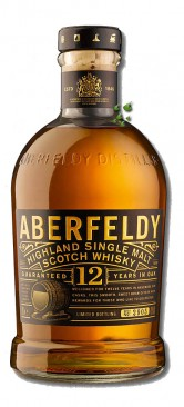 Aberfeldy GOLDEN DRAM 12 Jahre alter Single Malt