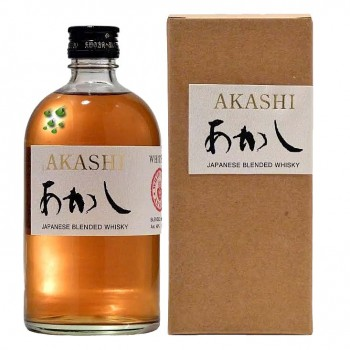 White Oak Akashi Bleneded japanischer Whisky
