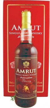 Amrut Intermediate indischer Sherry Whisky