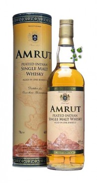 Amrut Peated indischer Single Malt Whiskyshop