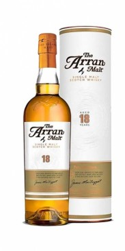 ARRAN 18 Jahre Premium Sherry Cask Finish Malt Isle of Arran Whisky