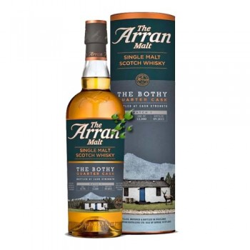ARRAN -The Bothy Quarter Cask- Single Malt Isle of Arran Whisky