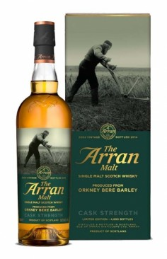 Arran Orkney Bere Barley Cask Strength Limited Edition