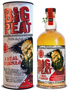 2013 Big Peat Christmas Edition Islay Whisky