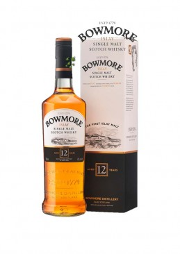 Bowmore 12 Years Islay Single Malt Whisky