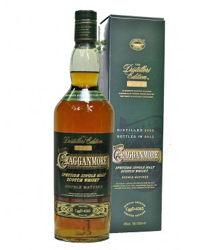 Feiner Cragganmore Distillers 2000 Port fass Scotch Whisky