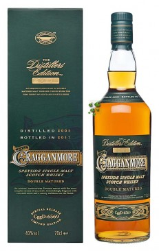 Cragganmore Distillers 2005 Port Finish Limited Edition