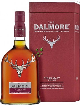 Sonderabfüllung Dalmore Cigar Single Malt
