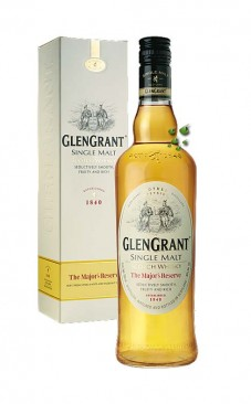 The Major's Reserve Glen Grant Pure Malt