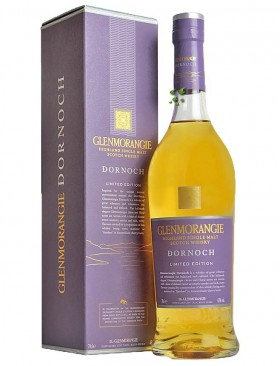 GLENMORANGIE DORNOCH Edition Single Malt Whisky