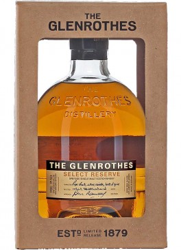 Glenrothes Select Reserve Speyside Whisky