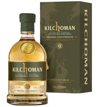 Kilchoman Original Cask Strength First Edition Islay Whisky