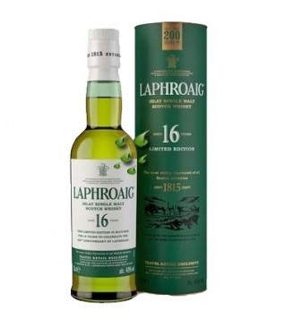 Laphroaig 16 Jahre Single Malt Whisky