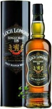 Loch Lomond 18 Jahre Highlands Whisky