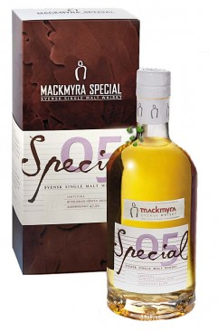 MACKMYRA SPECIAL 05 Svensk Single Malt Whisky