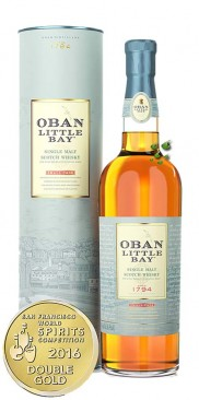 Oban Little Bay Small Cask Single Malt