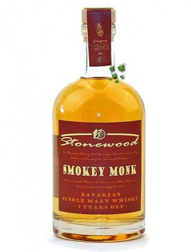 Stonewood Smokey Monk Single Malt bayerischer Whisky