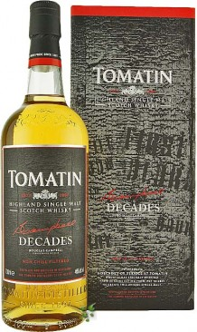 "Tomatin Decades ""Master Distiller Campbell"" Single Malt Whisky"