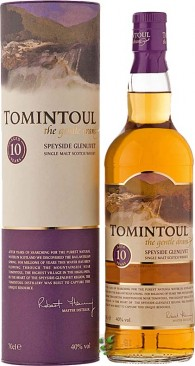 Tomintoul 10 Jahre Single Speyside Malt Whisky