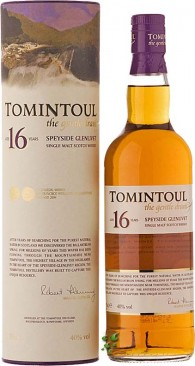 Tomintoul 16 Jahre Single Speyside Malt Whisky