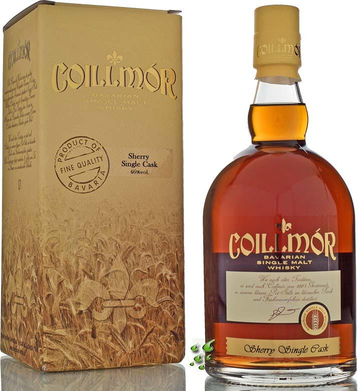 Coillmor bavarian single malt