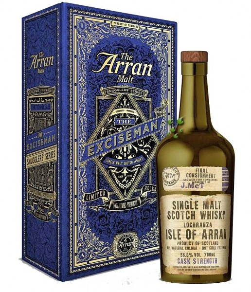 Isle of Arran Smugglers Series Vol. 3 Whisky Shop Deutschland