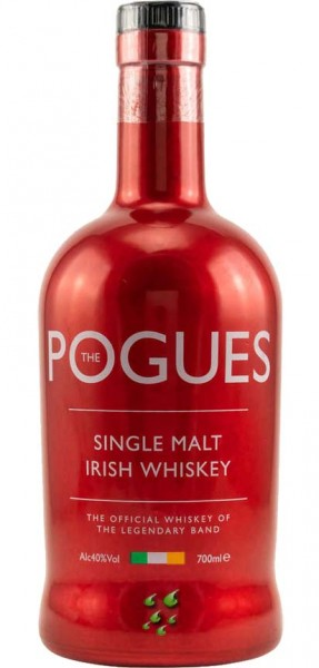 Pogues Single Malt Pot Still Irish Whiskey