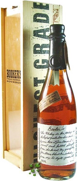 BOOKERs Small Batch Bourbon
