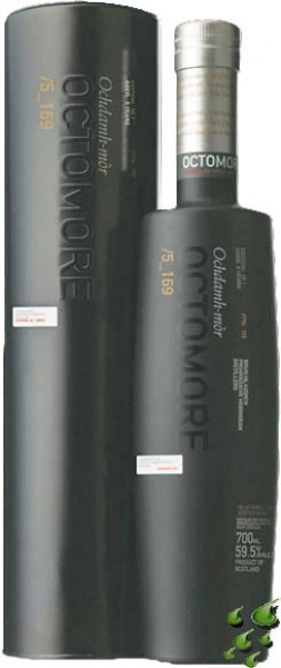 Bruichladdich Octomore Single Whisky