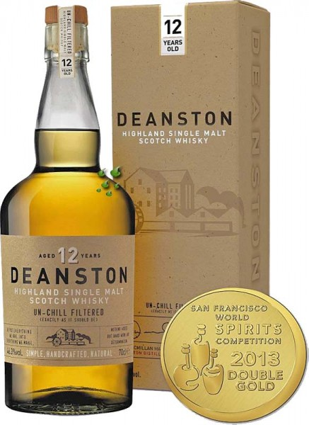 Deanston 12 Jahre Scotch Whisky