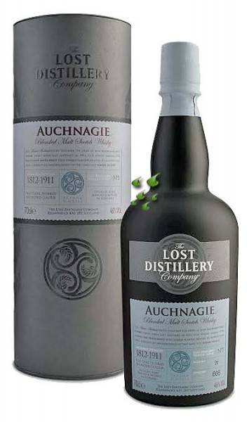 Lost Distillery Auchnagie Whisky Blended von Lost Distillery