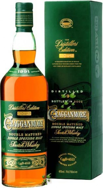 Cragganmore Distillers 1998 Port Fass Limited Edition