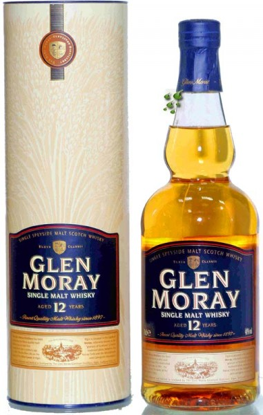 Feiner Glen Moray 12 Jahre Single Malt