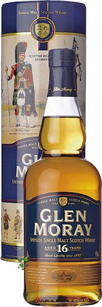 Feiner Glen Moray 16 Jahre Alt Single Malt