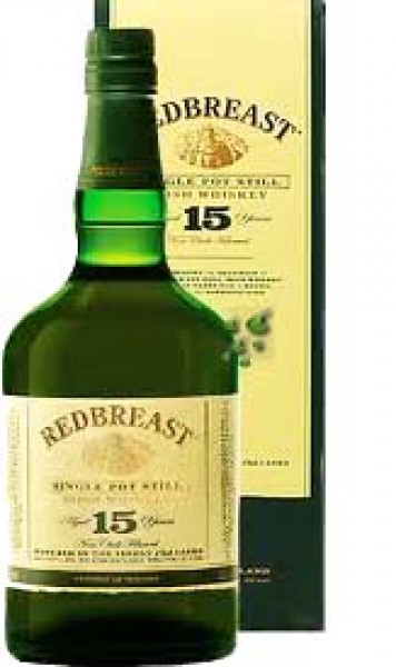 Redbreast 15 Jahre Single Pot Still