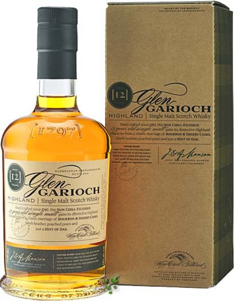 Glen Garioch 12 Jahre Highland Single Malt