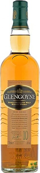 Glengoyne 10 schottischer Single Malt Whisky