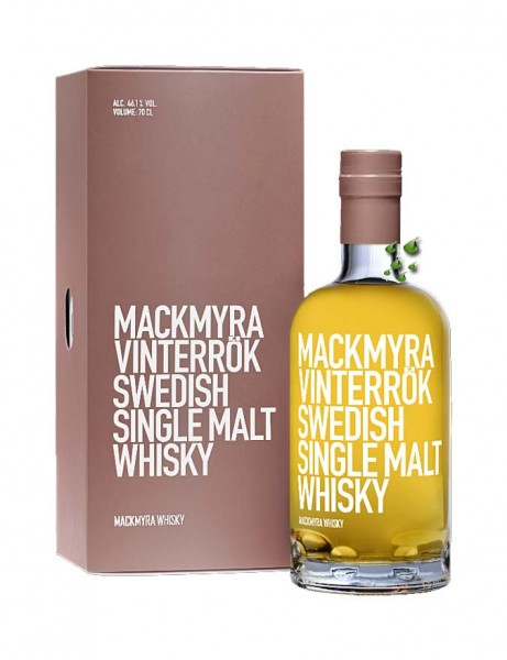 Whisky Shop Deutschland Mackmyra Vinterrök Single Malt Schweden Whisky