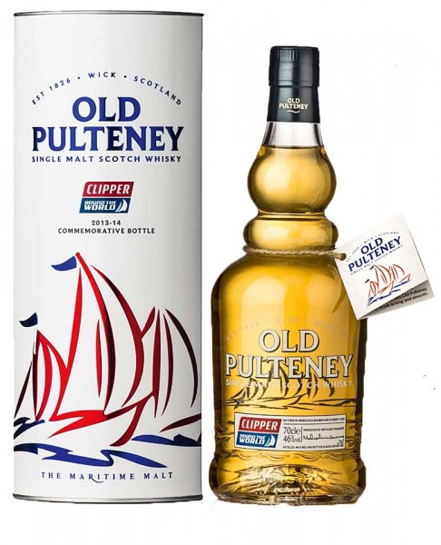 Old Pulteney Whiskyshop CLIPPER Single Malt Whisky