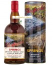 Glenfarclas SPRINGS Matured in Sherry Cask Single Malt Whisky