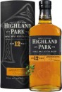 Highland Park 12 Years Single Malt Kirkwall Whisky